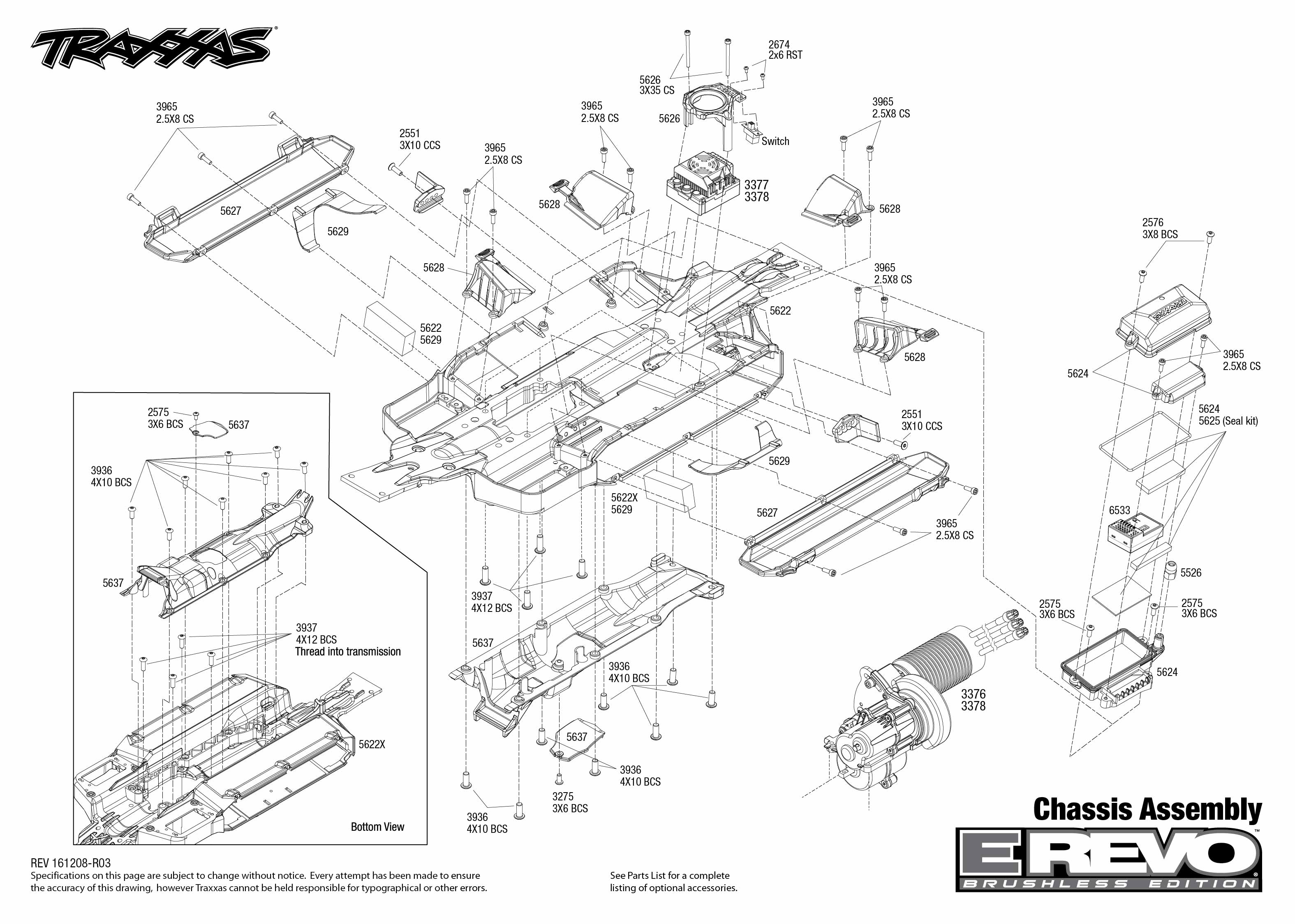 Revo 3 3 Wiring Diagram Images Gallery