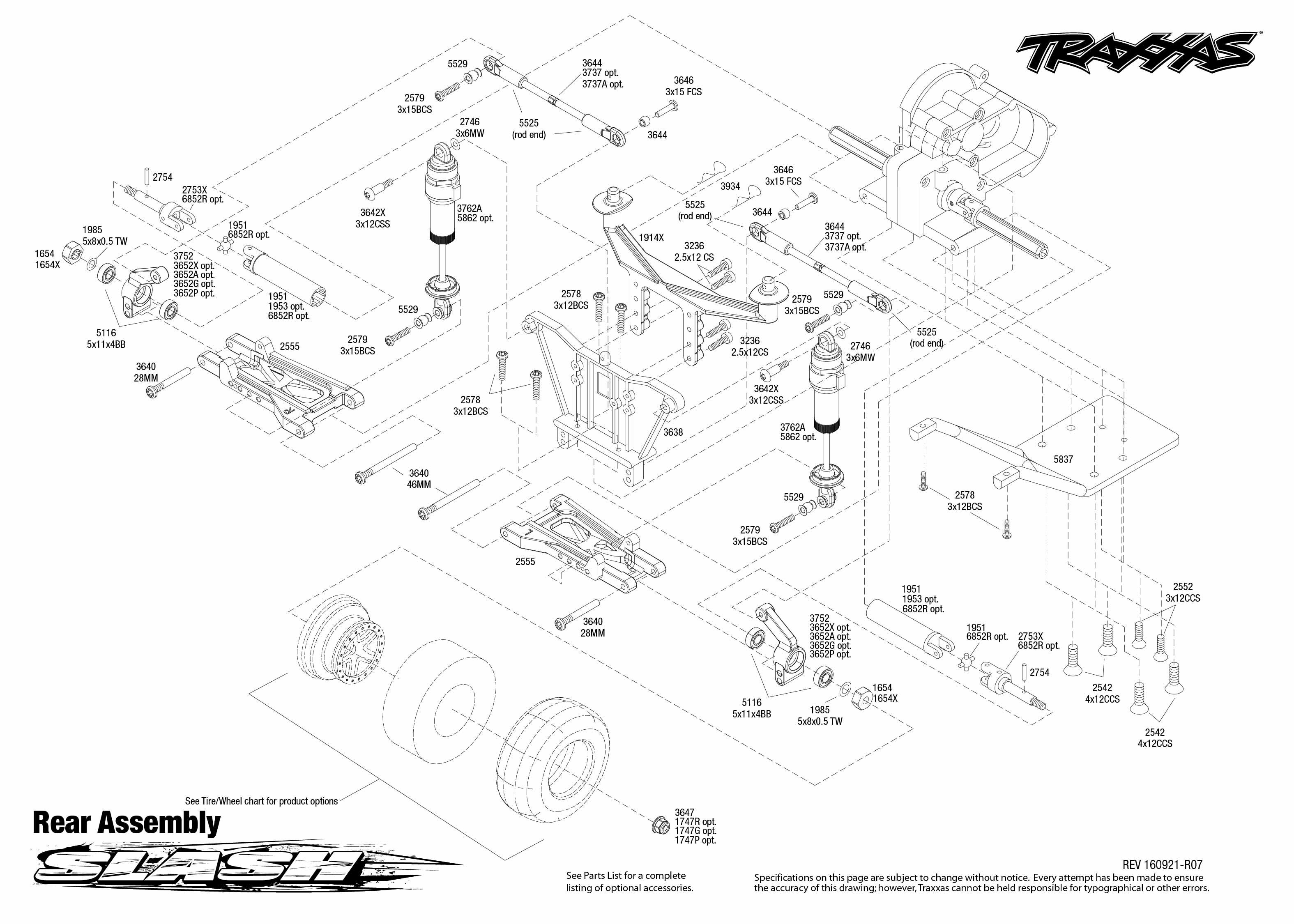 exploded view traxxas slash 1 10 tq rtr onboard audio rear part rh astramodel cz traxxas slash vxl 2wd parts manual traxxas slash 2wd parts diagram pdf