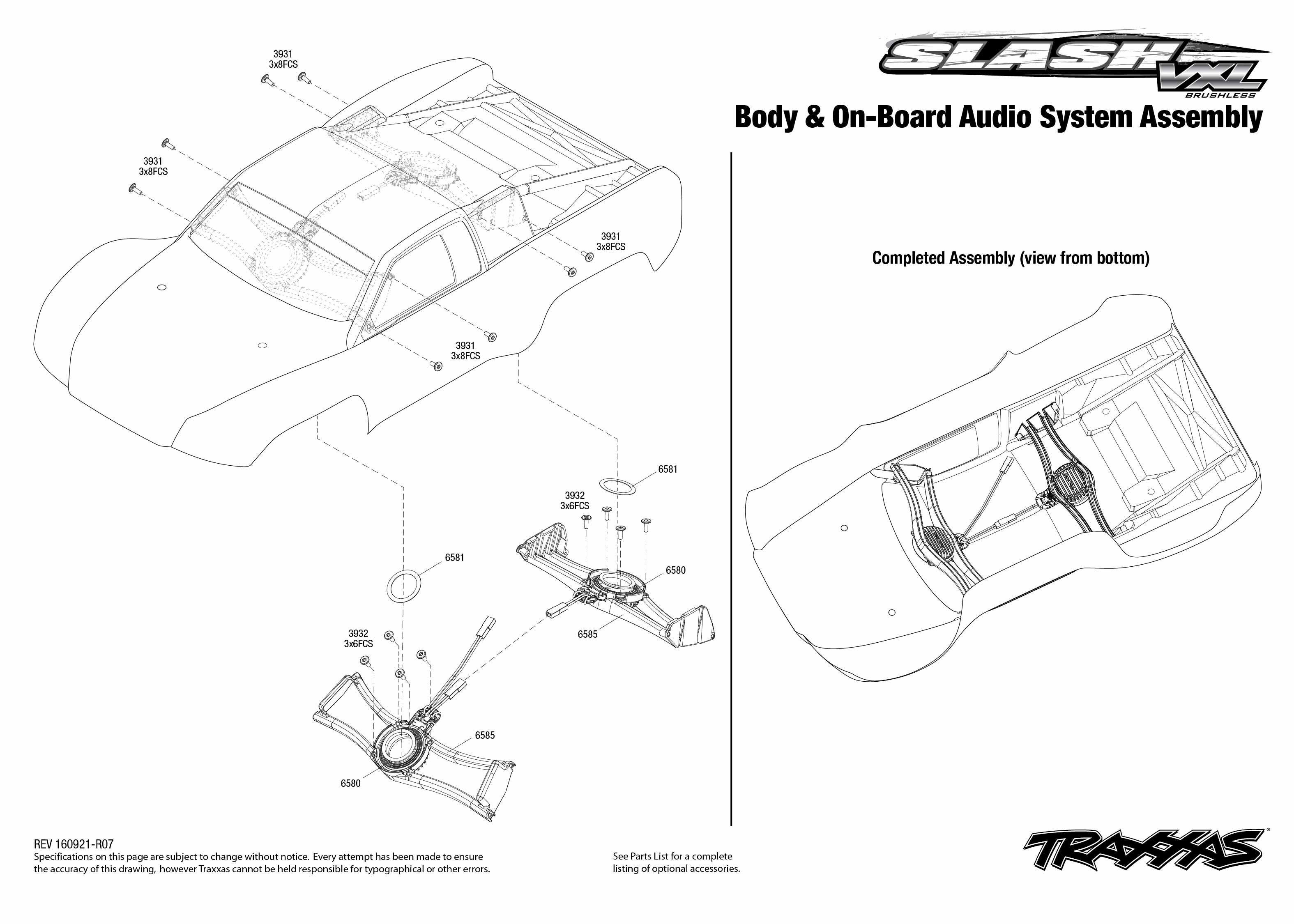 Great Traxxas Bec Wiring Diagram Ideas - The Best Electrical Circuit ...