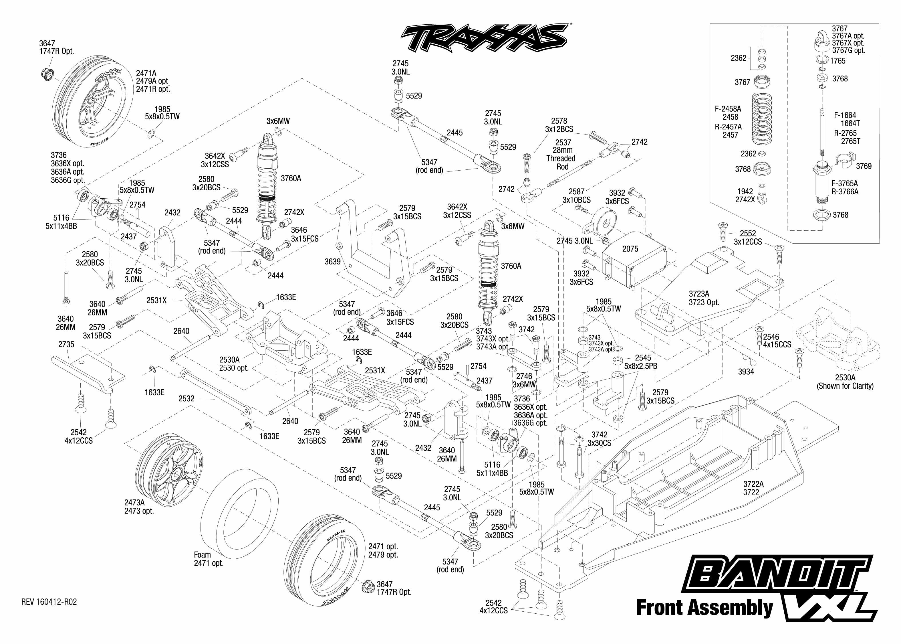 Traxxas Nitro Sport Parts Diagram Schematic Diagrams 1 10 Scale Slash 4x4 Brushless Short Course Truck 6808l Rustler Front Online U2022 Transmistion