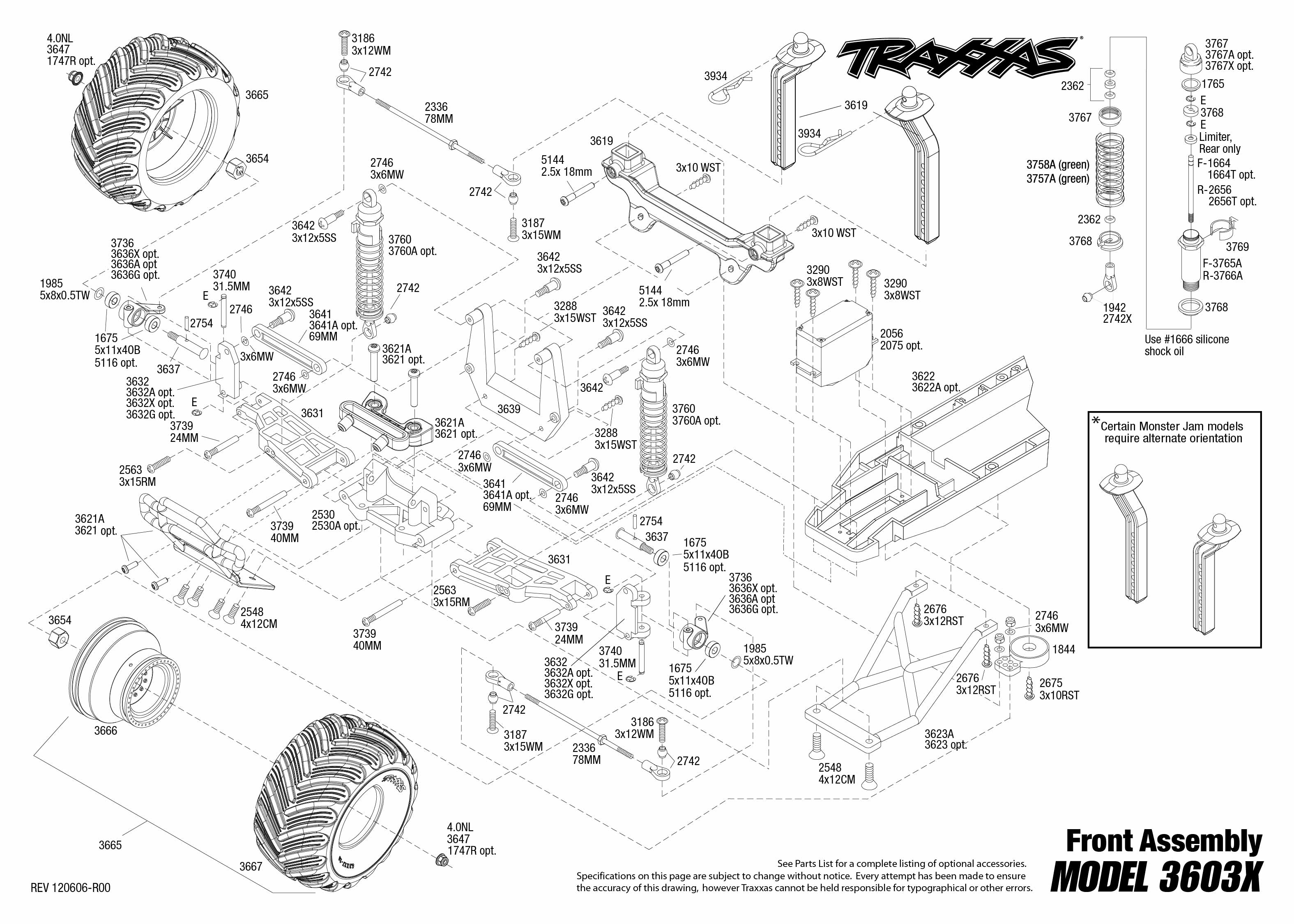 Captivating traxxas grave digger parts diagram contemporary best exploded view traxxas grave digger front part astra captivating traxxas grave digger parts diagram pooptronica