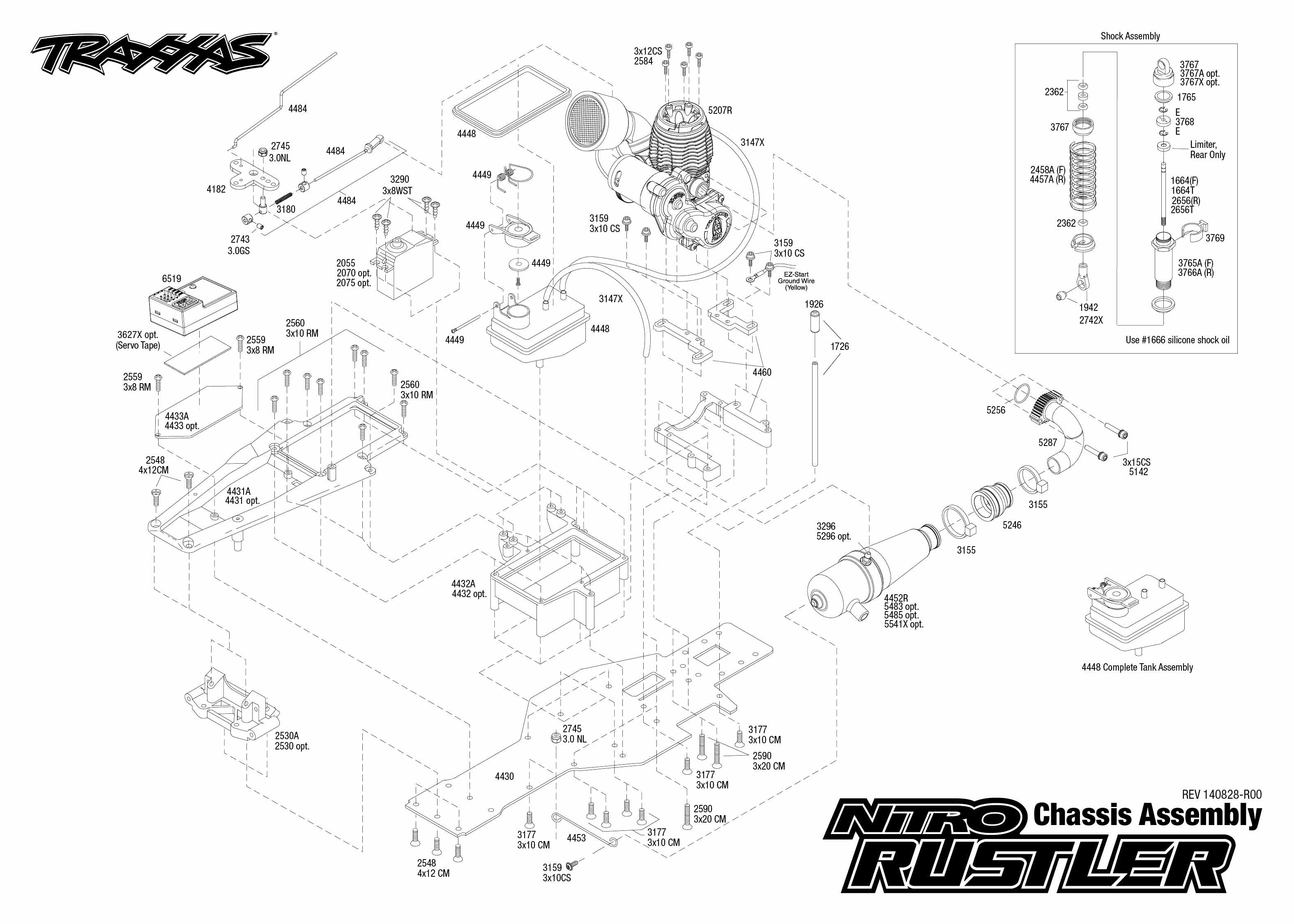 exploded view chassis astra rh astramodel cz traxxas nitro rustler parts diagram traxxas nitro rustler 1.5 manual