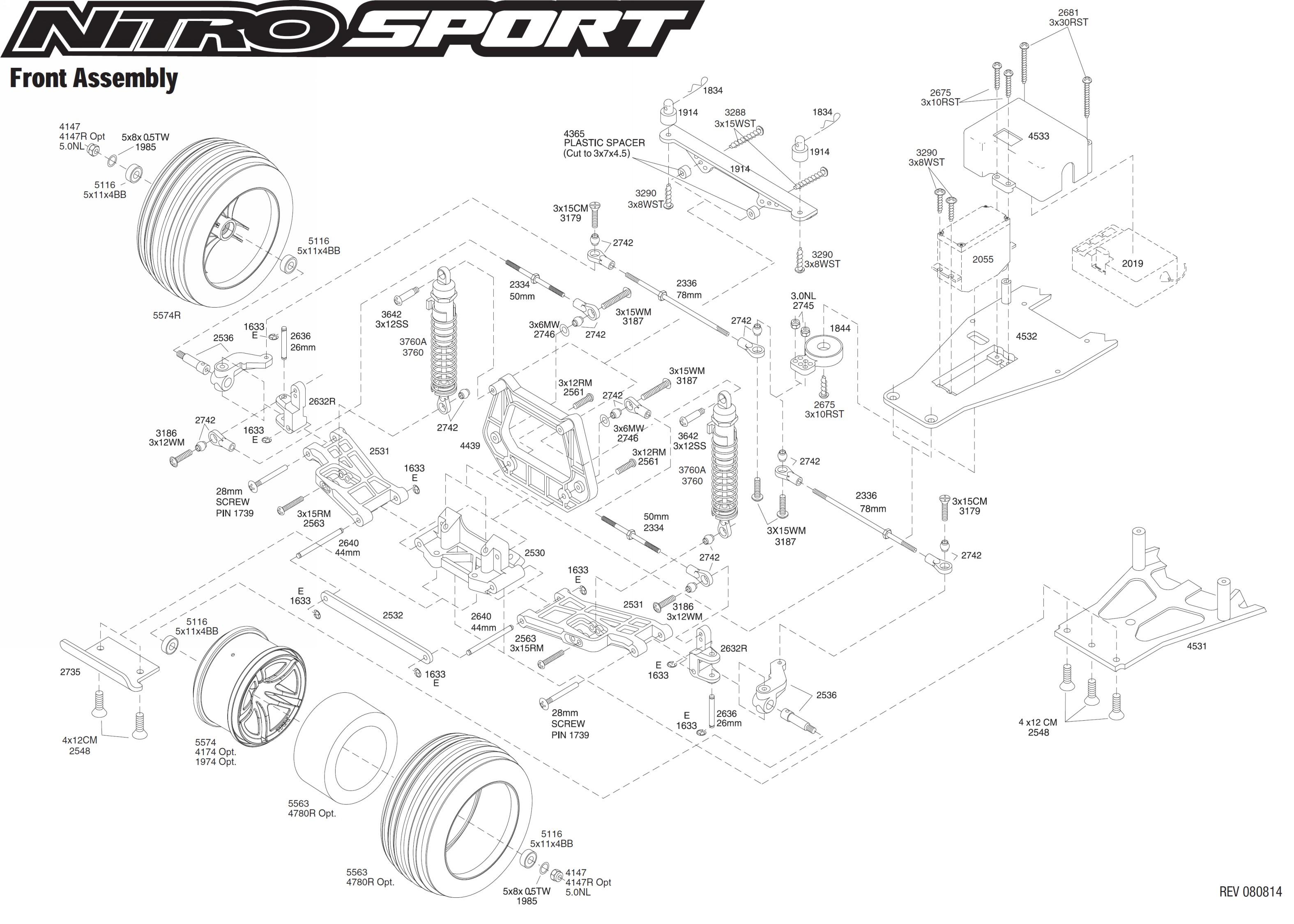 traxxas summit transmission manual