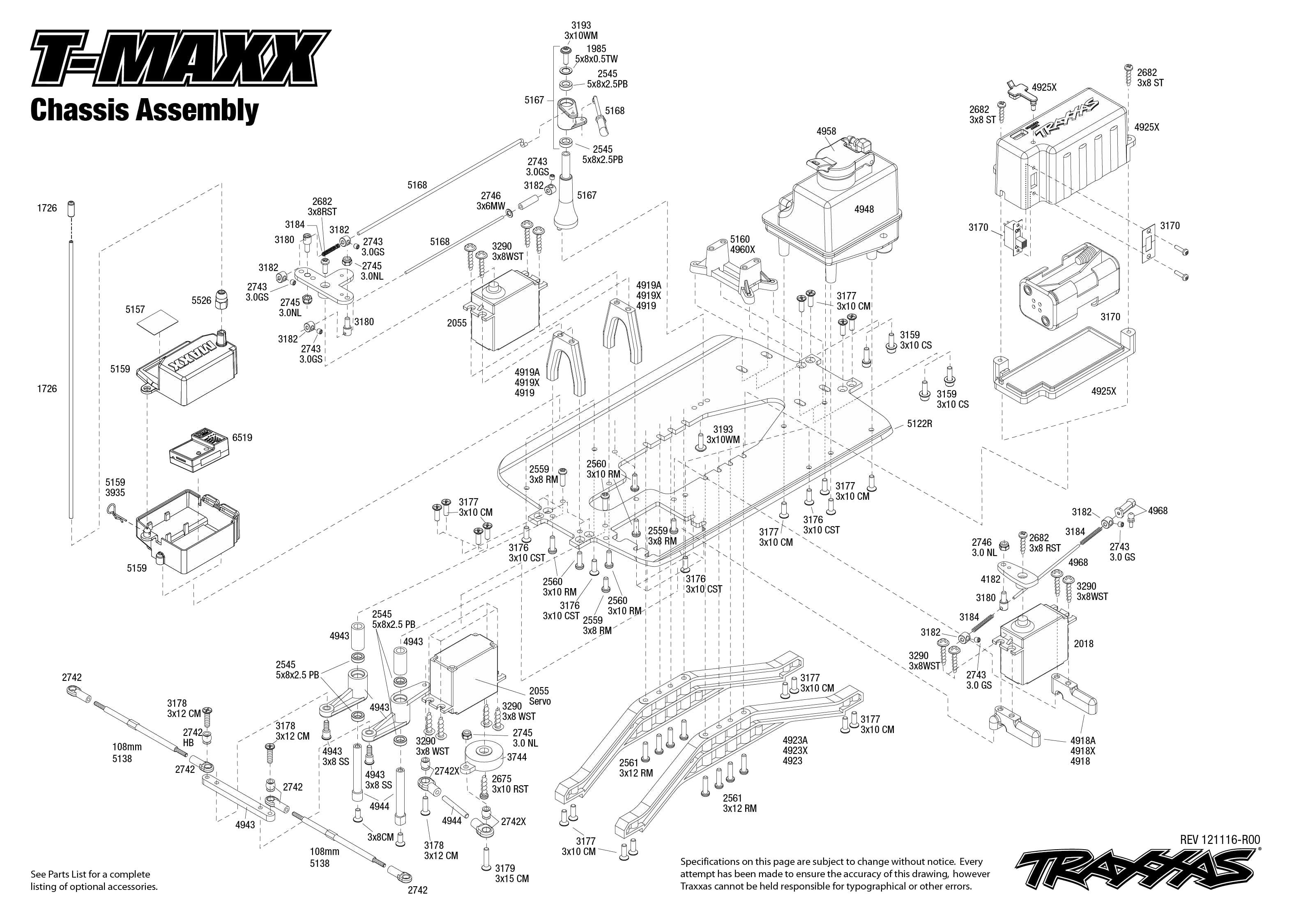 Astonishing Nitro Traxxas Receiver Wiring Diagram Gallery - Best ...
