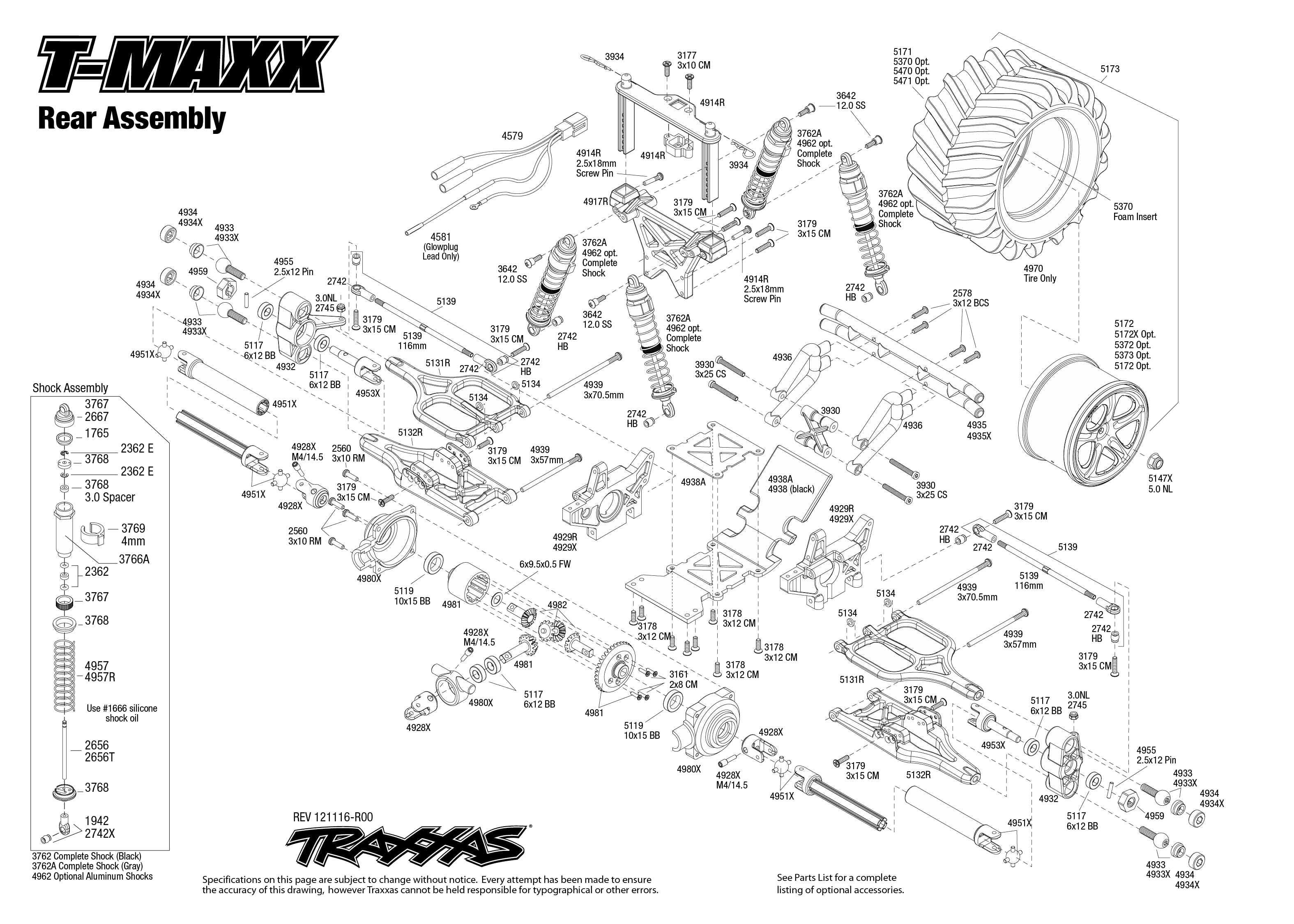 Traxxas tmaxx classic with trx pro. 15 youtube.