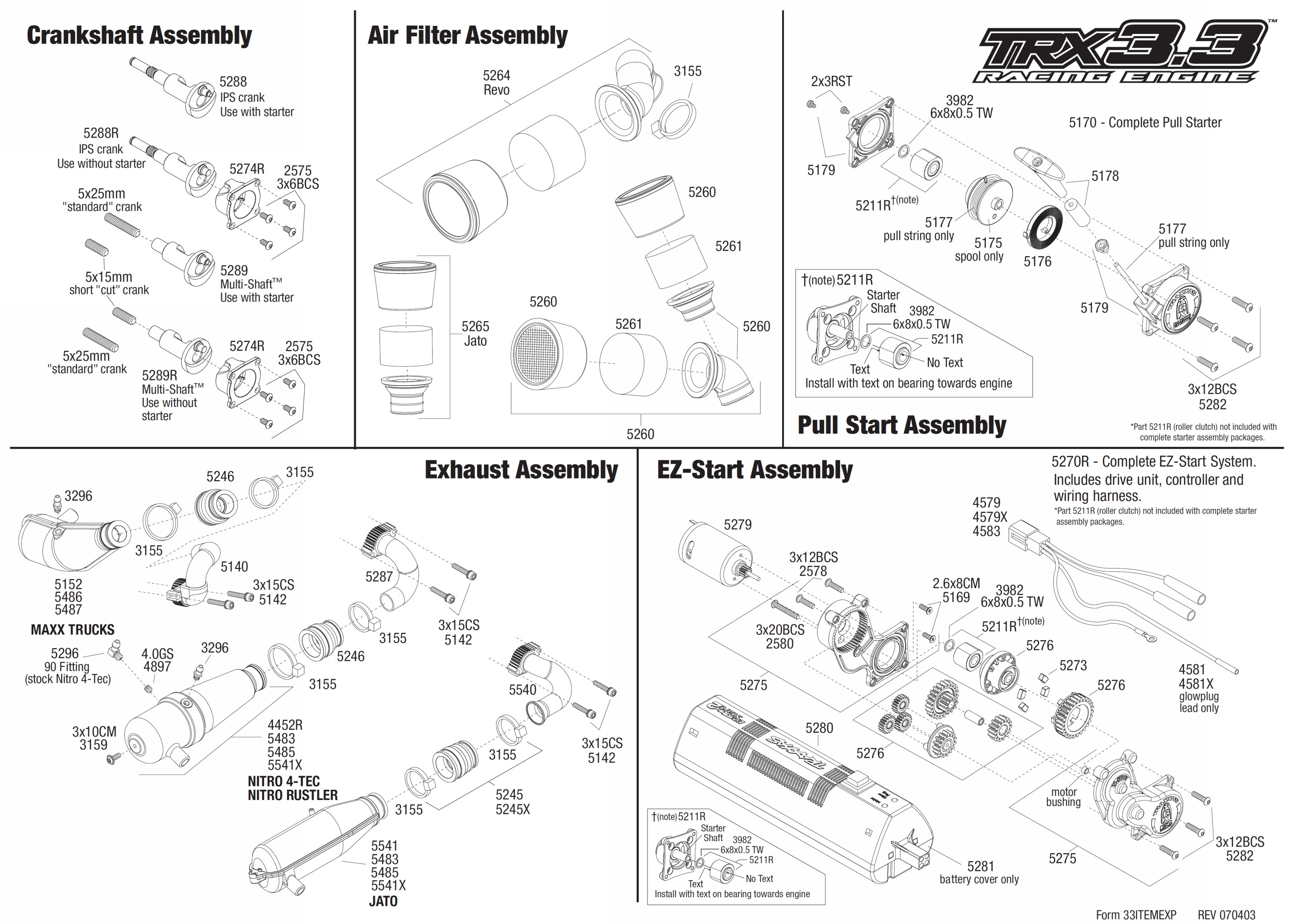 Traxxas Nitro Sport Parts Diagram Trusted Wiring Diagrams Rustler 3 Engine Stampede Source