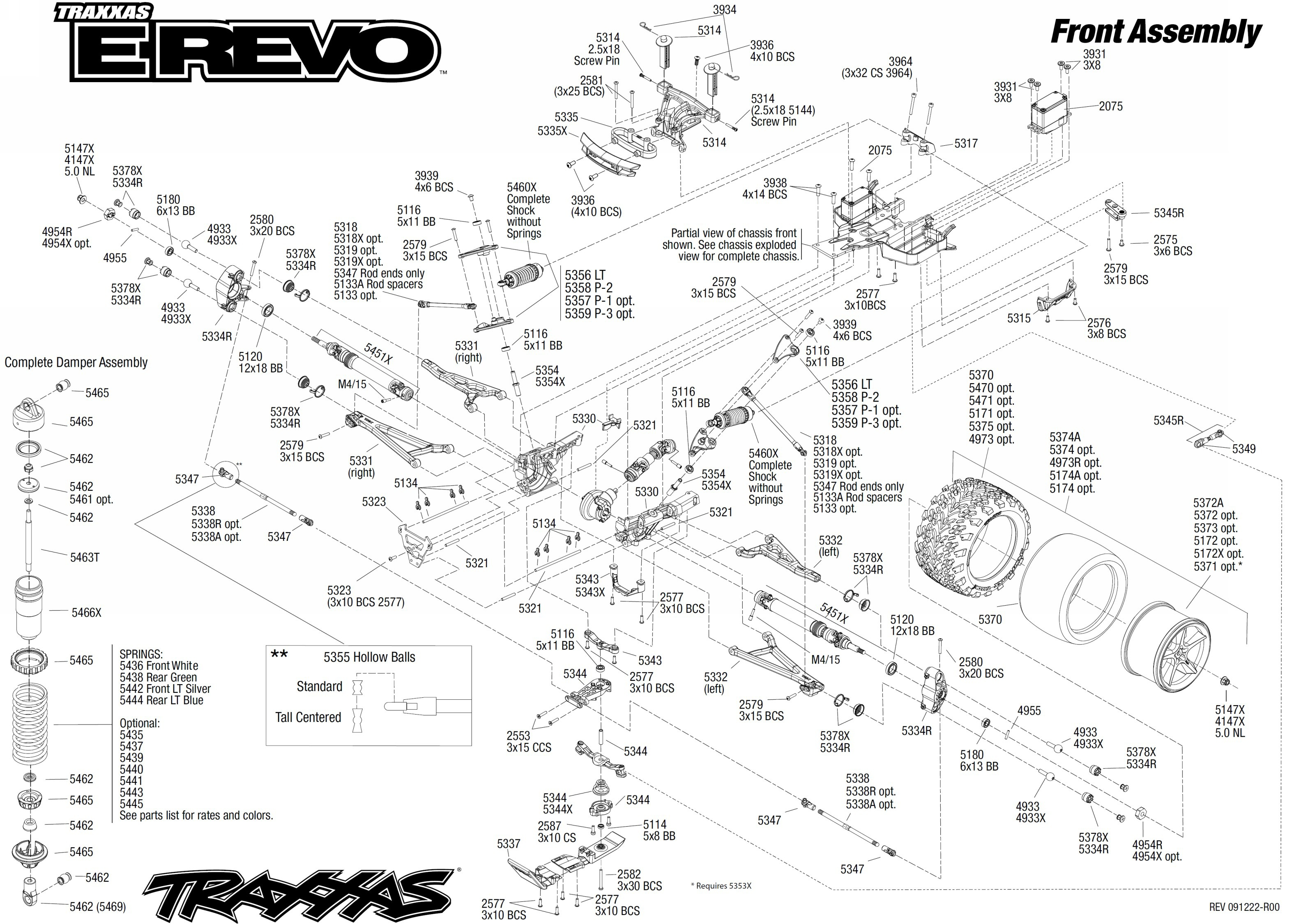 Traxxas E Maxx Front Assembly Diagrams Wiring Diagram And Ebooks Stampede Vxl Parts Monster Jam Replicas 3602 Revo Database Rh 18 2 Infection Nl De X 3908