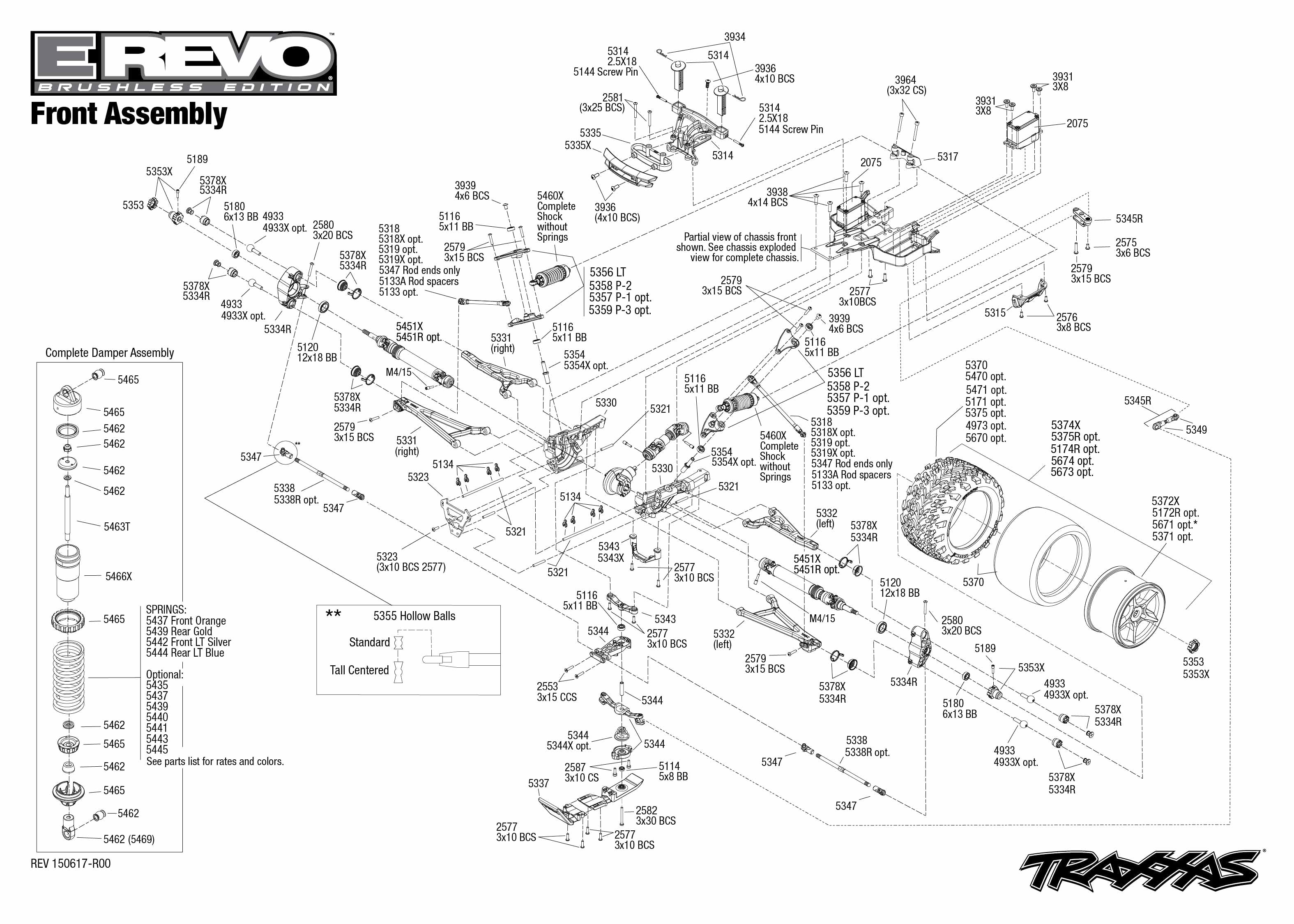Traxxas E Maxx Front Assembly Diagrams Wiring Diagram And Ebooks Slash Revo Database Rh 18 2 Infection Nl De Summit 4x4