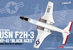 Academy McDonnell F2H-3 VF-41 USN Black Aces (1:72)