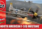 Airfix North American F-51D Mustang (1:72)