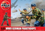 Airfix figurky WWII German Paratroopers (1:32)