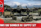Airfix diorama Bomber Re-supply Set (1:72)