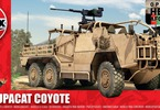 Airfix military Supacat HMT600 Coyote (1:48)