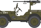Airfix Willys MB Jeep (1:72) (sada)