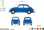 Airfix VW Beetle (1:32) (set)