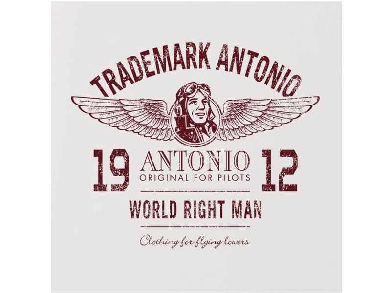 Antonio pánské tričko 1912 XXL