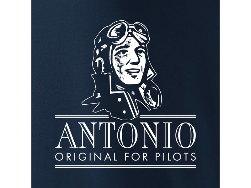 Antonio pánské tričko Icao XL
