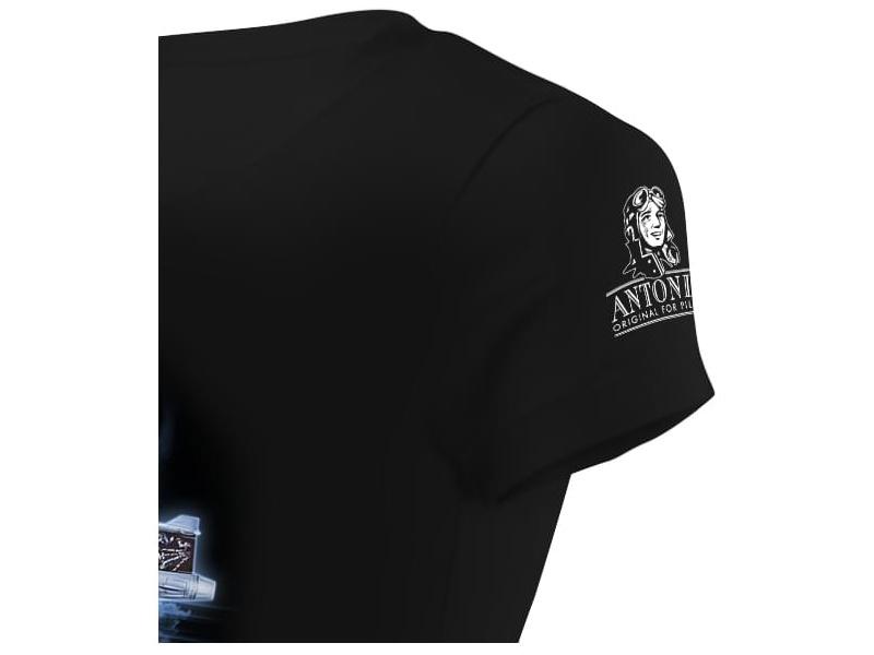 Antonio dámské tričko JAS-39/C Gripen S