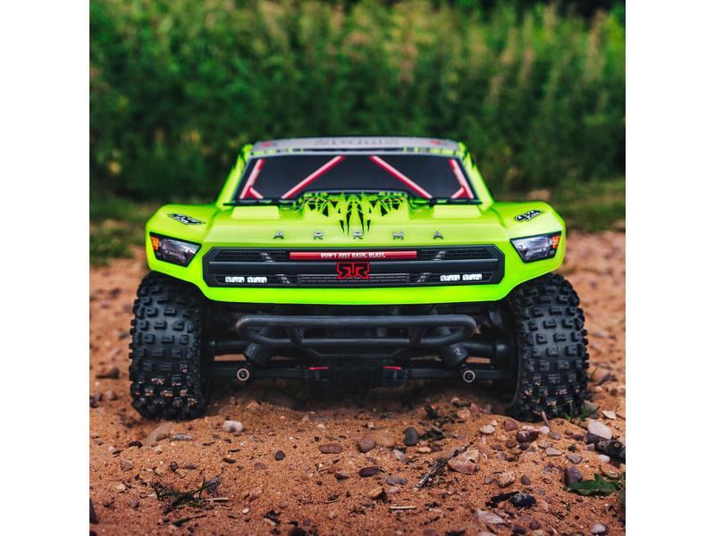 1:10 Arrma Senton 3S BLX 4WD RTR (zelená)