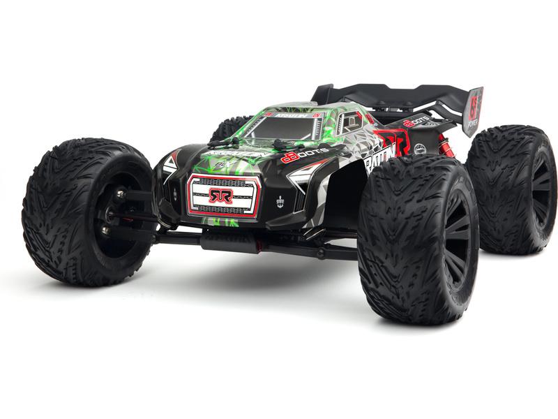 71d06631577 ARAD81LG - Arrma Kraton 6S BLX 1 8 4WD RTR zelená