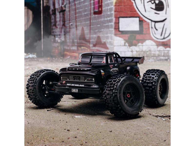 283b53c5be3 ARAD89LL - Arrma Notorious 6S BLX 1 8 4WD RTR černá