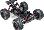 RC model auta Arrma Notorious 6S BLX 1:8: Šasi