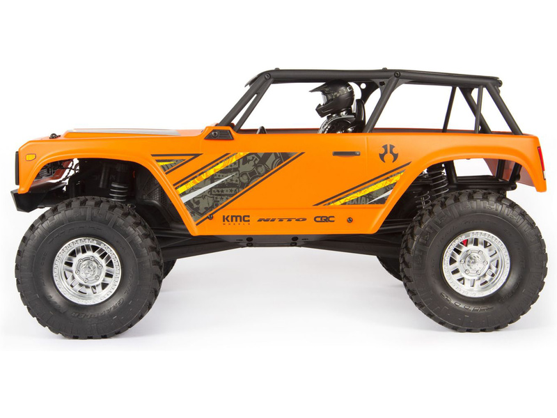 Axial Wraith 1.9 4WD 1:10 RTR černý