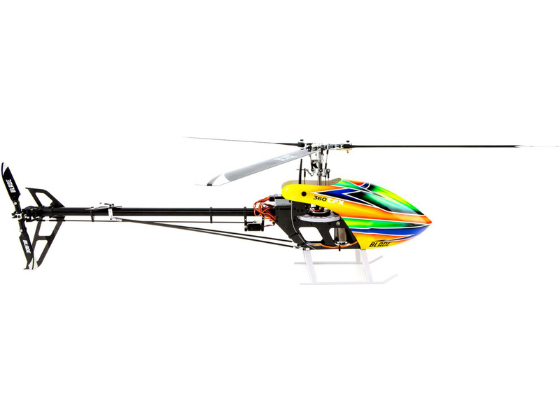 Blade BLH4733 Vertical Fin for 360 CFX Helicopter