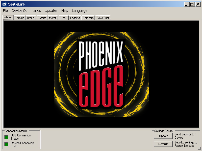 Castle regulátor Phoenix Edge Lite 50