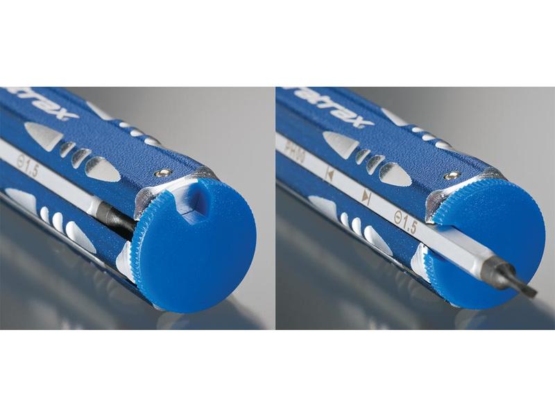 Duratrax šroubovák s výměnnými 12 mini bity