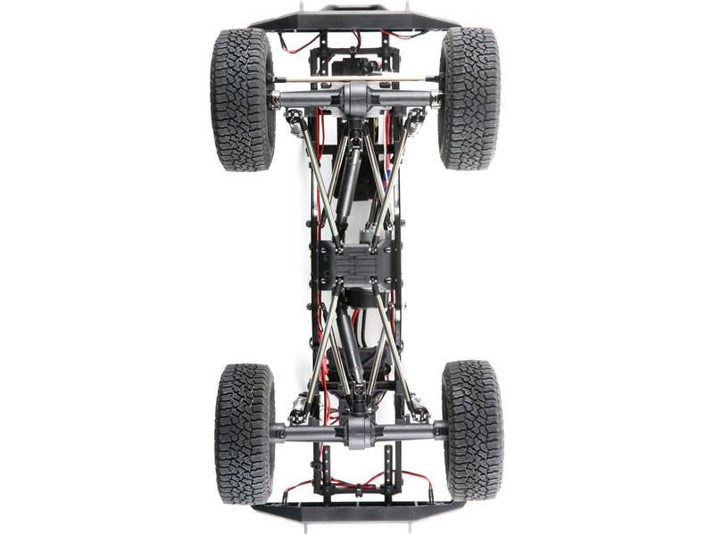 ECX Barrage 1.9 4WD Kit RTR