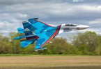 E-flite Su-30 1.1m SAFE Select BNF Basic