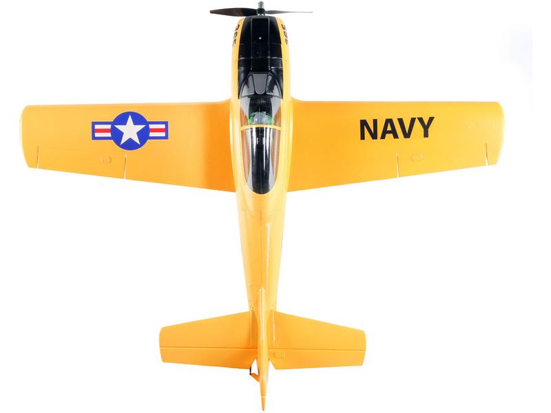 E-flite T-28 Trojan 1.1m BNF Basic