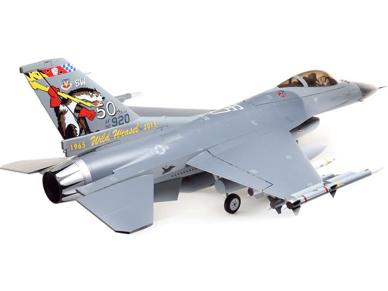 E-flite F-16 Falcon 80mm EDF 1.0m Smart SAFE