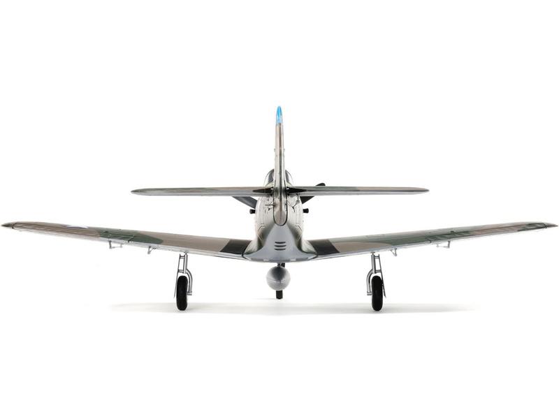 E-flite P-39 Airacobra 1,2m SAFE Select BNF Basic