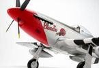 E-flite P-51D Mustang 1.2m AS3X BNF Basic