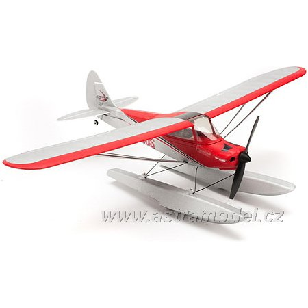 E-flite plaváky Micro Carbon Cub SS/Micro Timber
