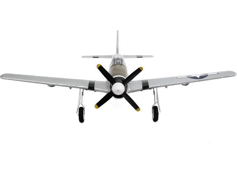 P-51 Mustang 0.5m BNF Basic
