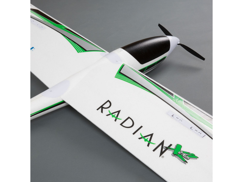 Radian XL 2.6m AS3X BNF Basic