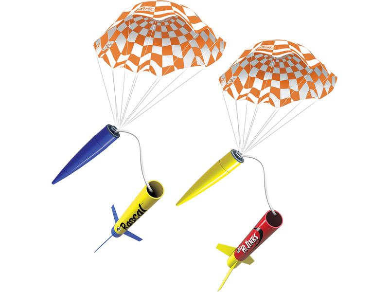 Estes Rascal/HiJinks RTF, Launch Set