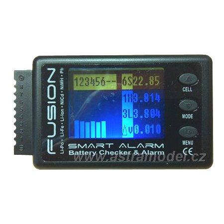 Tester baterií Digital Smart Guard 8 Lixx, Nixx