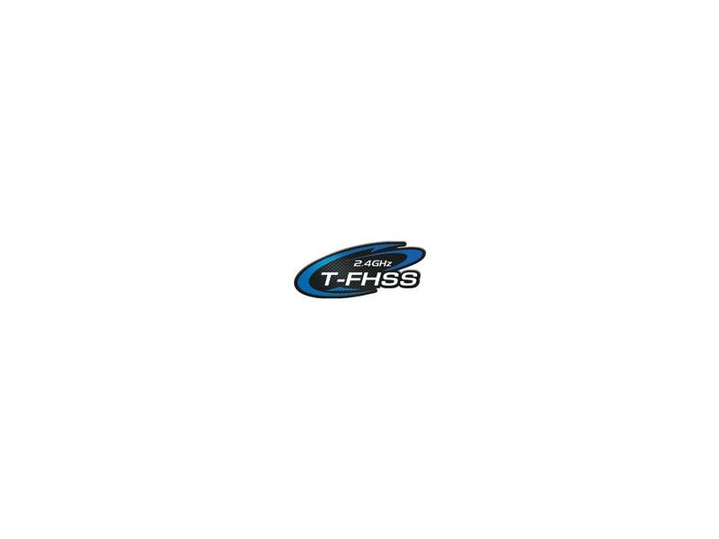 Futaba T4PLS 2.4GHz, R304SB