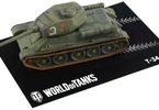 Italeri Easy Kit World of Tanks - T 34/85 (1:72)