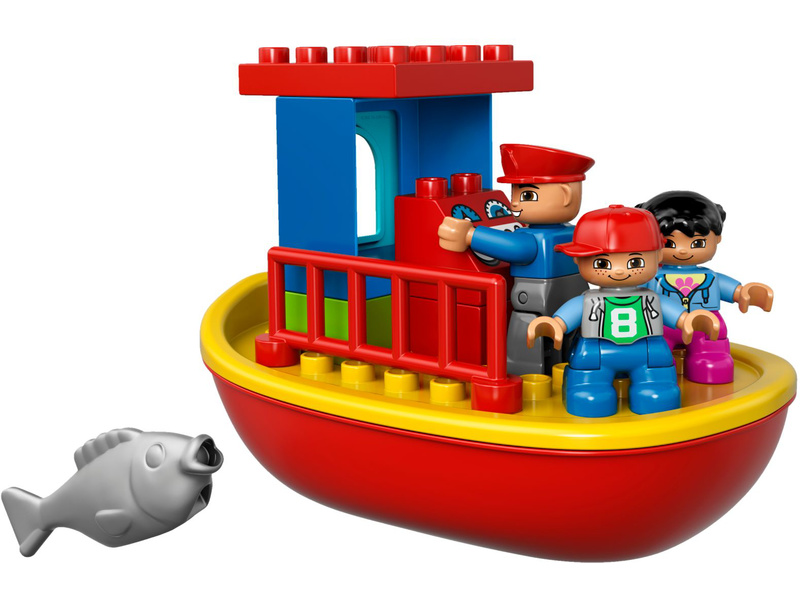 Lego Duplo Around The World Lego10805 Astra