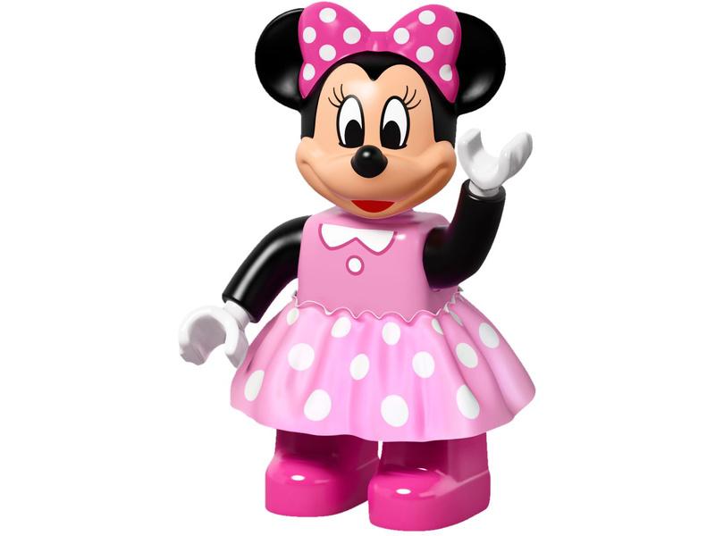 Lego Duplo Minnie Mouse Bow Tique Lego10844 Astra