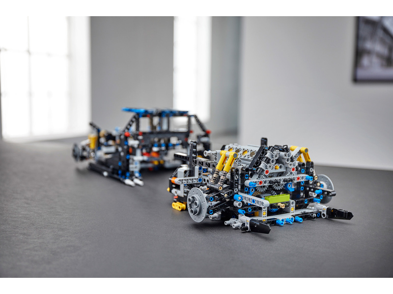 Lego Technic Bugatti Chiron Lego42083 Astra