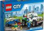 LEGO City - Odtahový pick-up