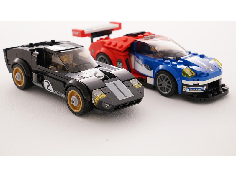 Lego Speed Champions  Ford Gt  Ford