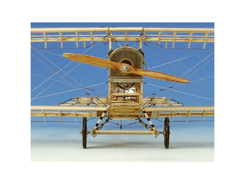 MODEL AIRWAYS Curtiss JN-4D Jenny 1:16 kit