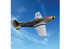 P-51D Mustang Gunfighter  1.0m ARF Electric